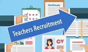 Steps to Recruit Teachers and Administrative Staff