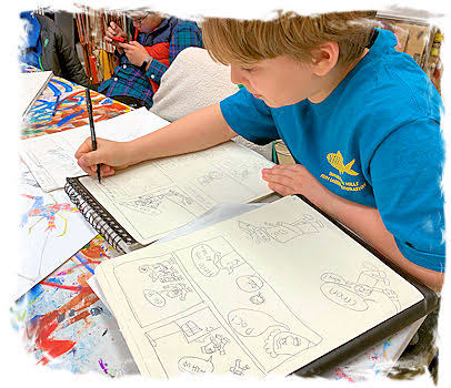 Art Inclusion Leads To Joyful Classrooms