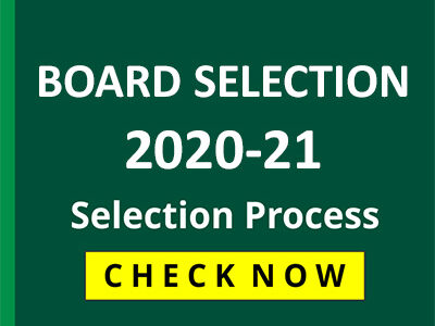 Board Selection